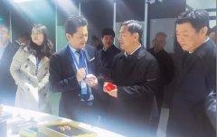 热烈欢迎内蒙古自治区人大常委会廉素副主任一行领导莅临文创园参观指导